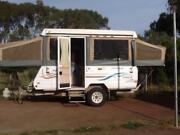 Jayco Off Road Caravan Mortlake Moyne Area Preview