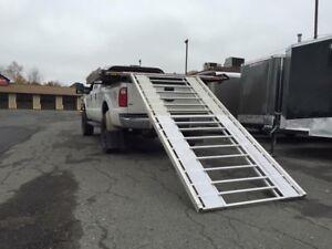 Brand new aluminum sled & atv decks! Best price guaranteed!