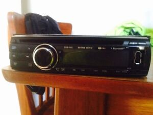 Car stereo MP3 CD player Taperoo Port Adelaide Area Preview