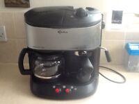 Coffee maker (filter/espresso/cappuccino)