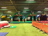 **** MASSIVE SALE THIS WEEKEND **** HUGE BOUNCY CASTLE/INFLATABLE SALE - DONT MISS OUT!!