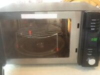 DeLonghi microwave convection oven, excellent condition £50