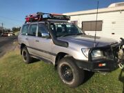 2000 Toyota Land Cruiser- 105 Series Wyong Wyong Area Preview