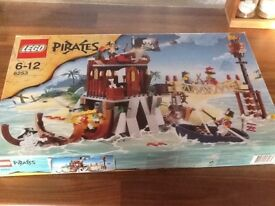Lego Pirates 6253 boxed and complete in great condition.