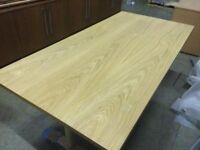 Oak Wood Folding Table