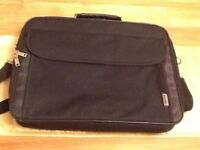 Lap Top Slim Shoulder Bag by Toshiba