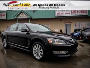 2014 Volkswagen Passat 2.0 TDI Comfortline TDI!!! FULLY LOADED!!