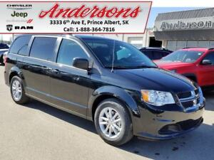 2017 Dodge Grand Caravan SXT *DVD/Low KM*