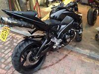 suzuki gsxr 1340cc b-king