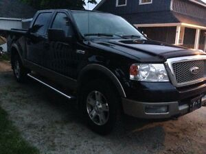 2004 f150 5.4L lariat switched to king ranch