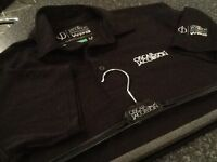 Oscar Jacobson golf shirt
