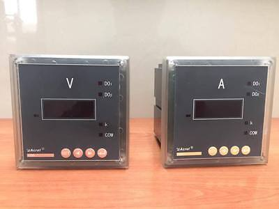 Ac 380v 5a Direct Pz96-av Single-phase Digital Voltage Meter Led Display Acrel