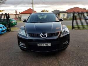 2007 Mazda CX-7 Luxury Sports (4x4) 2.3L T4 Cylinder - AUTO