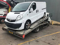Recovery Trcuk 7.5 t Delivery Cars Vans all vehicle