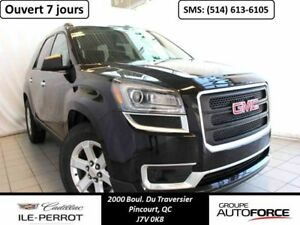 2016 GMC ACADIA 4WD SLE 8 PASSAGERS, CAMERA RECUL