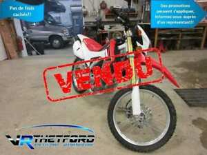 2013 Honda CRF250L DOUBLE USAGE