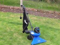 Electric Garden Vacuum