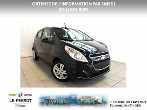 2013 CHEVROLET SPARK LT, My LINK, BLUTOOTH, MAGS