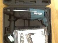 Erbauer 240v sds 3 mode hammer drill