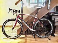 Carbon Fibre Racing Bike - Malvern Star Oppy C7