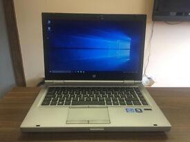 Elitebook 8460w Core i5 2.5Ghz x4 4Gb Ram 500GB USB3 business laptop