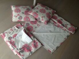 Laura Ashley Curtains & Cushions