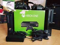 Xbox One and Xbox 360 Bundle