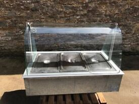 BAIN MARIE SERVEOVER COMMERCIAL