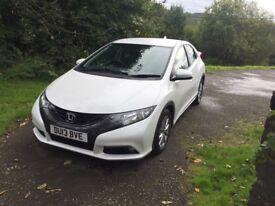Honda Civic tdi cdti diesel eco