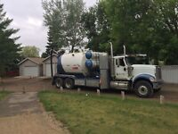 Hydrovac / Straight Vac Services -  Axis Vac Services