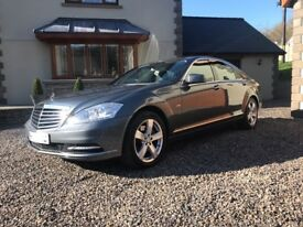 MERCEDES S350 CDI LWB GREAT CAR & EXCELLENT CONDITION SAT NAV DVD TELEPHONE HEATED RECLINER SEATS