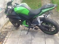 Yamaha yzfr125 2014 been dropped for repair
