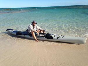 Hobie Adventure kayak Mandurah Mandurah Area Preview