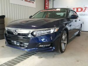 2018 Honda Accord Touring full navi bluetooth 4309 km