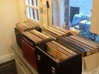 Large collection of Dance LP'S