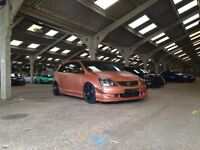 For Sale is my old beloved car, Honda Civic 1.6, currently wrapped in rose gold with plenty of mods
