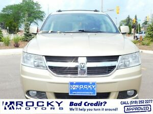 2010 Dodge Journey R/T $16,995 PLUS TAX