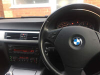 BMW E90 318i Manual perfect condition.