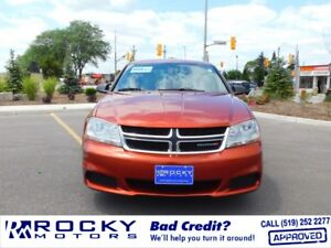 2012 Dodge Avenger - BAD CREDIT APPROVALS
