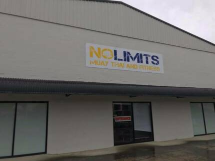 No Limits Muay Thai and FItness