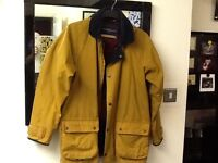 Henri Lloyd wax jacket