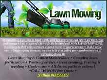 Local lawn mowing Riverstone Blacktown Area Preview
