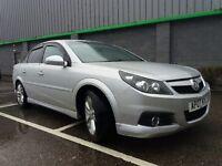 Vauxhall vectors Sri 1.8 petrol modified sports bodykit