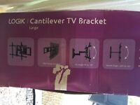 LOGIK Cantilever TV Bracket - LARGE *new/not been used*