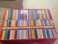 41 box set of Rainbow Magic books