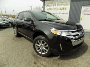 Ford Edge Limited 4X4 2011 *** LIMITED, 4X4, CUIR, MAGS***