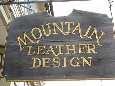 Mountain Leather Design