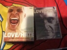 Love hate 1-5 dvds