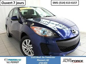 2012 Mazda Mazda3 GS-SKY BLUETOOTH AUTOMATIQUE