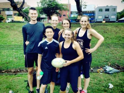 Players Wanted, Mixed DropKick Touch, Thursdays in St Peters St Peters Marrickville Area Preview